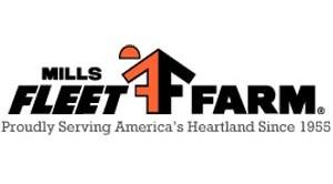 Mills Fleet Farm Logo